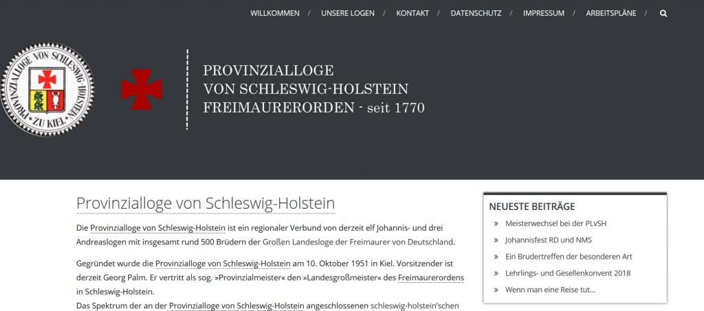 Provinzialloge von Schleswig-Holstein